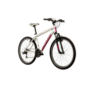 "Serious Rockville - VTT - 26"" rose/blanc"